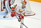 Pasaulio IA ledo ritulio čempionate baltarusiai susitvarkė ir su vengrų pasipriešinimu