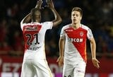 """""""Monaco"""" lygiųjų seriją nutraukė pergale prieš """"Reims"""" klubą"""
