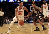 """""""Timberwolves"""" paskutinę akimirką atsisakė """"Knicks"""" pasiūlymo"""