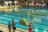 Paskutinę Europos jaunimo plaukimo čempionato dieną į pusfinalį pateko du lietuviai