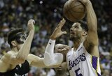 """""""Trail Blazers"""" tapo NBA vasaros lygos čempionais, MVP pripažintas išvarytas """"Lakers"""" gynėjas"""