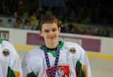 """Suomijos jaunių lygoje – net trys U.Čižo įvarčiai ir lengva """"Sport"""" pergalė"""