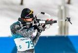Lietuvių startų teks palaukti: moterų biatlono 15 km lenktynės nukeltos dėl prasto oro