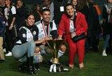 """Po neatsargaus mygtuko paspaudimo – C.Ronaldo mamos pasiteisinimai: """"Nesusipykau su G.Rodriguez"""""""