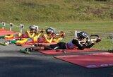 Atvirajame Baltarusijos vasaros biatlono čempionate – G.Leščinskaitės triumfas ir K.Dombrovskio sidabras