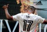 """Nani padėjo """"Valencia"""" klubui iškovoti antrą pergalę iš eilės"""