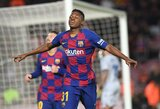 "J.Sancho neįsigijęs ""Man United"" dar kartą kreipėsi į ""Barceloną"""