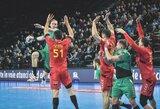 Lietuvis rungtyniaus aukščiausioje Ispanijos rankinio lygoje