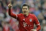 R.Lewandowskis pripažino, jog vasarą buvo sulaukęs kitų klubų pasiūlymų