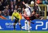 """""""Milan"""" klubo gynėjas pakartojo įspūdingą Z.Ibrahimovičiaus smūgį per save"""