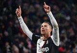 """""""Serie A"""" planas: treniruotės – nuo gegužės pradžios, sezono pratęsimas – gegužės 31 d."""