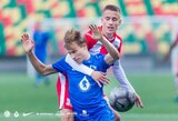 """Sostinės derbyje FK """"Vilnius"""" rungtynių pabaigoje neatsilaikė prieš """"Vytį"""""""