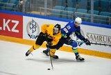 Olimpinės atrankos startas – prieš patyrusią Slovėnijos rinktinę
