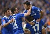 """Schalke"" namuose neturėjo vargo su ""Hannover"" ekipa"