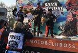 A.Jasikonis neturėjo lygių Olandijos motokroso čempionate