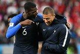"""H.Llorisas: """"P.Pogba tampa tikru Prancūzijos rinktinės lyderiu"""""""