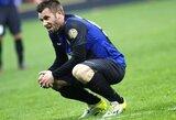 """""""Inter"""" ir """"Lazio"""" pralaimėjo namuose"""