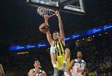 J.Vesely Eurolygos čempionų neiškeis į NBA pasiūlymą