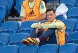"""Pagrindinė """"Arsenal"""" užduotis – atsikratyti M.Ozilu"""