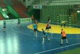 """LRT vyrų rankinio taurės turnyro finale žais VHC """"Šviesa"""" ir """"Granitas-Gaja-Karys"""""""