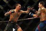 """""""UFC 240"""" algos: nė vienas kovotojas neuždirbo bent 400 tūkst. JAV dolerių"""