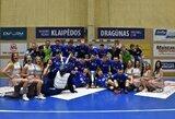 Lietuvos klubai sužinojo varžovus Europos rankinio turnyruose