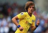 """D.Luizas neabejoja, jog """"Chelsea"""" kitą sezoną kovos dėl visų titulų"""