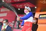 """I.Konovalovo komanda puikiai atliko savo darbą: A.Demare'as laimėjo """"Giro d'Italia"""" etapą"""