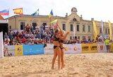 Tarptautinis paplūdimio tinklinio turnyras Klaipėdos centre – sėkmės pavyzdys miestams