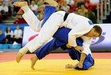 K.Bauža ir S.Jablonskytė dziudo turnyre Tel Avive užėmė septintąsias vietas