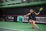 I.Daujotaitė Sakartvele iškovojo WTA vienetų reitingo tašką