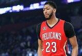 """""""Pelicans"""" savininkas pamiršo didžiausios komandos žvaigždės vardą"""
