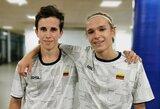 Savaitgalį Vilniuje – Europos U17 reitingo badmintono turnyras
