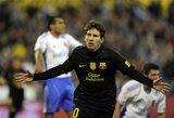 """""""Barcelona"""" tik po atkaklios kovos įveikė """"Zaragoza""""   (kiti rezultatai)"""