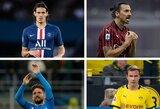 Kas laukia ateityje laisvaisiais agentais tapusių futbolininkų?