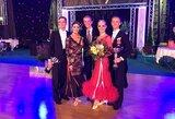 Lietuvos šokėjai – tarptautinių varžybų Prancūzijoje nugalėtojai