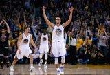 Išrinkti geriausi 2015 metų NBA epizodai