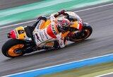 Permainingos oro sąlygos Aseno trasoje nesutrukdė M.Marquezui pratęsti pergalių serijos