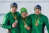 Lietuvos orientavimosi sporto slidėmis čempionate – N.Šulčio ir J.Traubaitės pergalės