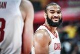 Kanadiečiai nori nukelti olimpiados krepšinio atrankos turnyrą