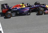 S.Vettelis buvo greičiausias antrosiose Ispanijos GP treniruotėse