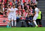 """""""Valencia"""" iškovojo gražią pergalę Ispanijoje"""