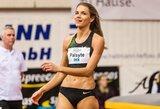 Į Europos uždarų patalpų čempionatą vyks 9 Lietuvos lengvaatlečiai