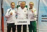 Europos moterų bokso čempionatas lietuvėms – baigtas