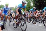 Nacionalinėse dviračių lenktynėse Belgijoje du lietuviai pateko tarp penkių greičiausių