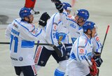 Suomiai artėja prie dar vienos pergalės Euroturo ledo ritulio turnyre
