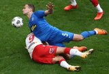 """Skandalai Rusijos futbole: """"Sochi"""" žaidėjai diskvalifikuoti dėl dalyvavimo lažybose, """"Tambov"""" komanda žada boikotuoti rungtynes su """"Spartak"""""""