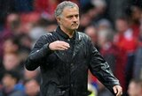 """J.Mourinho: """"Manchester City"""" parodė, kad klasės nenusipirksi"""""""