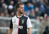 """Buvęs """"Juventus"""" prezidentas sugėdino M.Pjaničių: """"Jis minkštas kaip mocarelos sūris"""""""