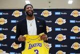 """A.Davisas: """"Lakers"""" gali laimėti bet kurią seriją"""""""